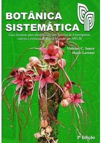 Botânica Sistemática 3ª Ediçãoog:image