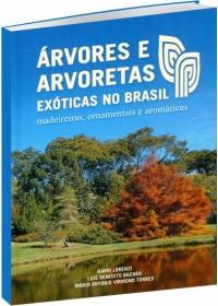 Árvores e Arvoretas  Exóticas no Brasilog:image
